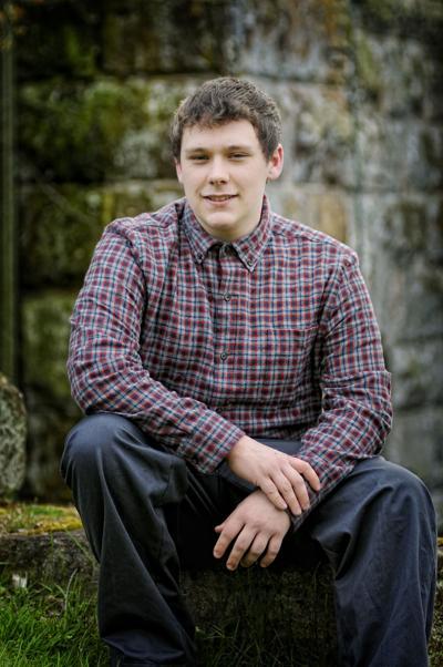 Madison Comprehensive High School 2020 Graduate: Collin Holmes