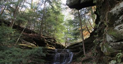 Hemlock Falls: History and Mystery Part 1