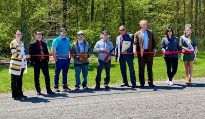 New addition to disc golf course open for business in Ontario