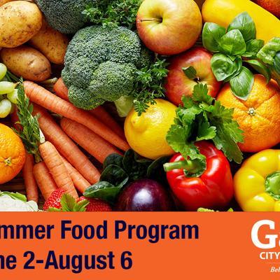 Galion's summer food program kicks off June 2