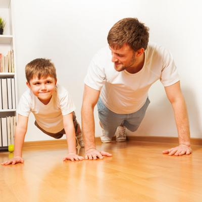 Here's how to keep your kids active during COVID-19