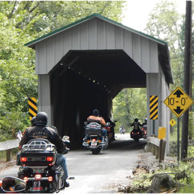 """Motorcyclists practice """"defensive driving"""" to stay safer on the road"""