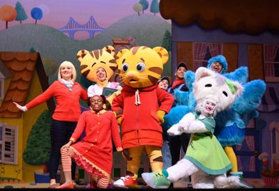 Daniel Tiger's 'King for a Day' at Michigan State University