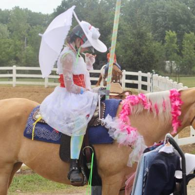 Horse Royalty tops these Richland County Fair results