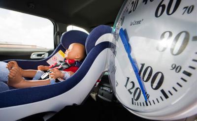 Kids in hot cars