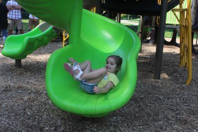 New Bellville playground honors former mayor Carolynn Studenmund