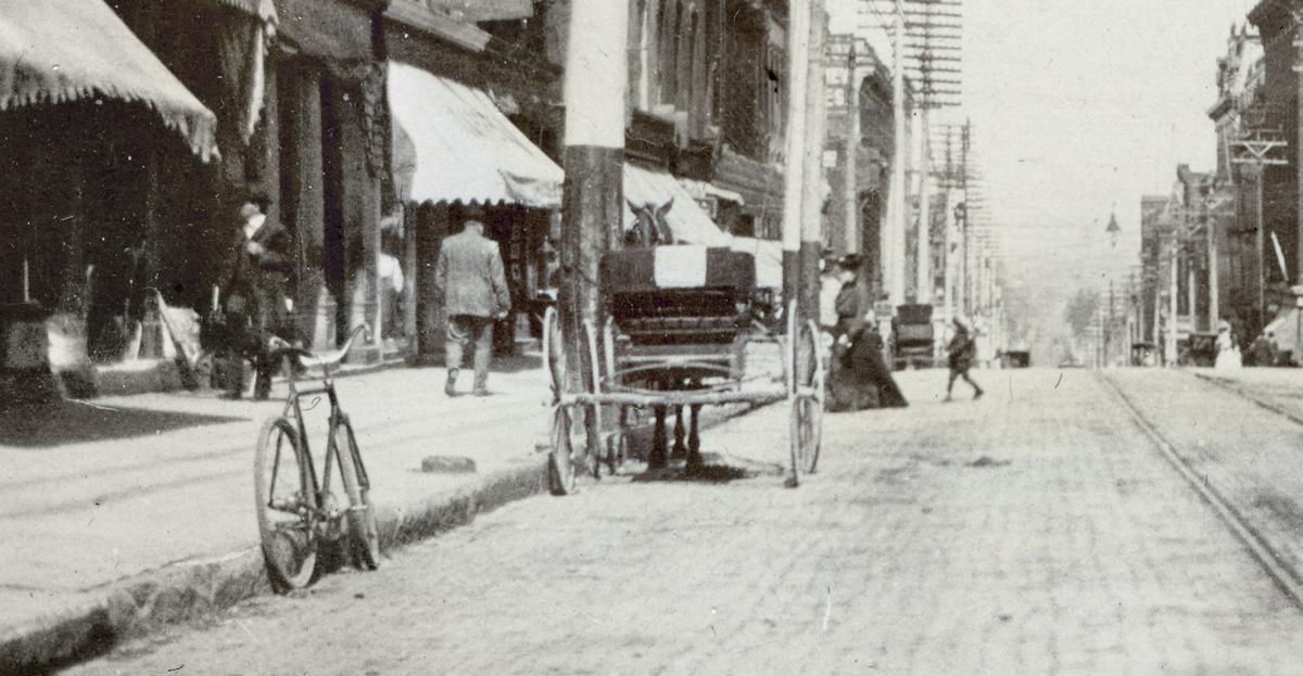 Main Street at the Square