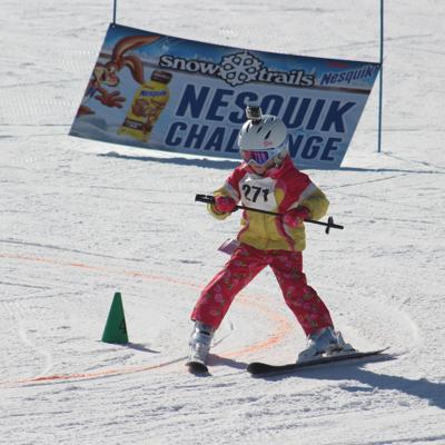 Snow Trails Hosts Ski Carnival