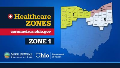 COVID-19: Ohio health officials tout new vaccine, warn of hospital crisis