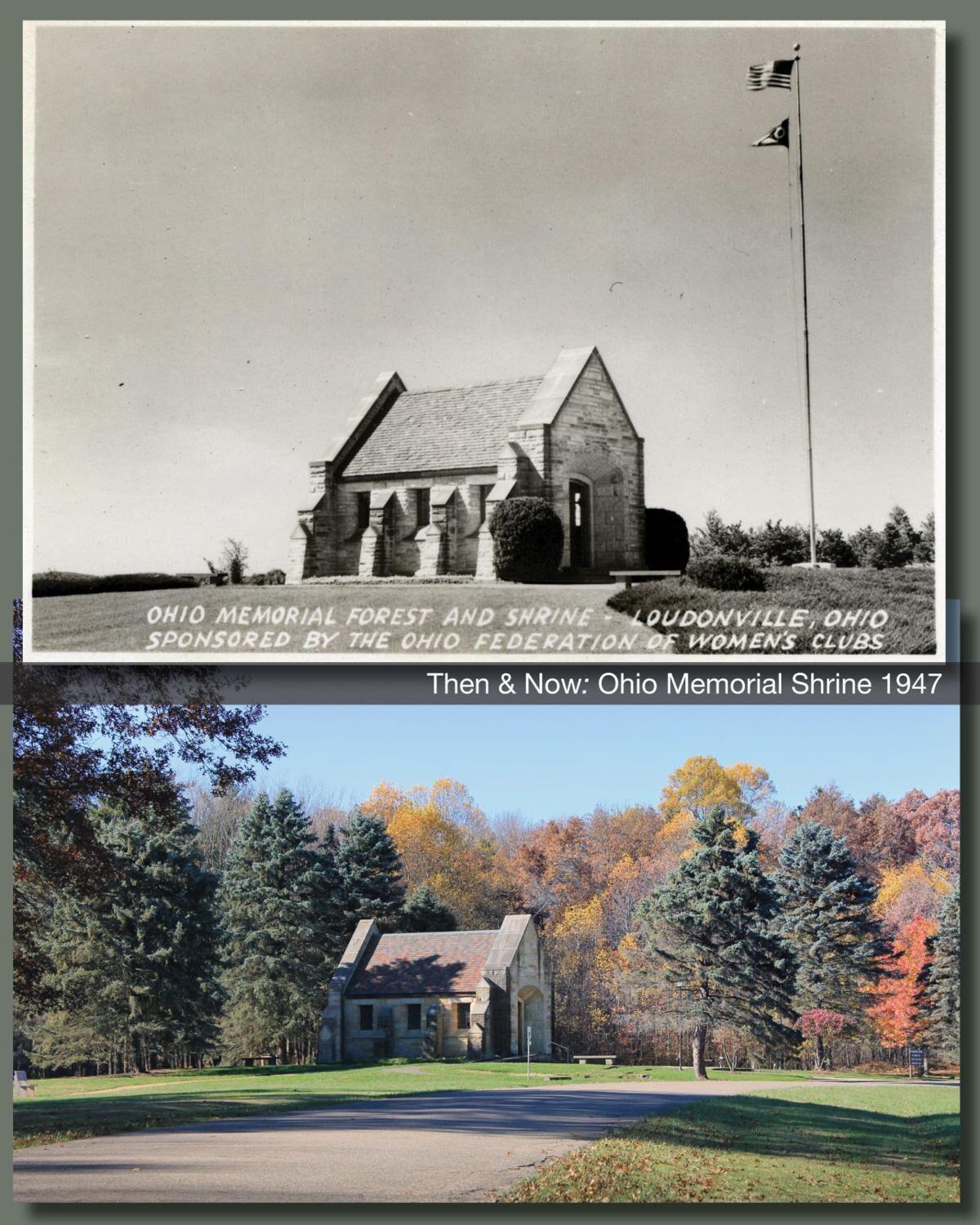 Mohican-Memorial Shrine 1947