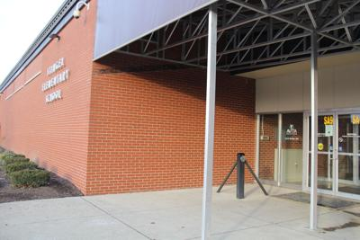 Stingel Elementary School building