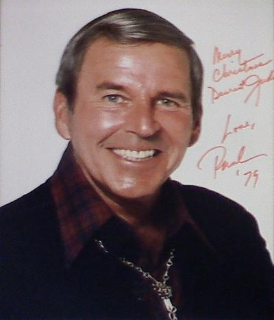 Paul Lynde mug shot