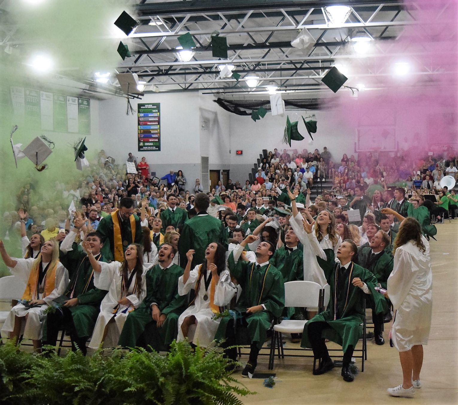 GALLERY: 2018 Clear Fork High School graduation