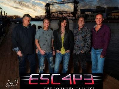 Plymouth Improvement Committee hosts E5C4P3 - The Journey Tribute concert