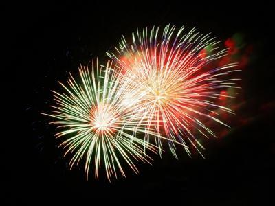 Fireworks pixabay