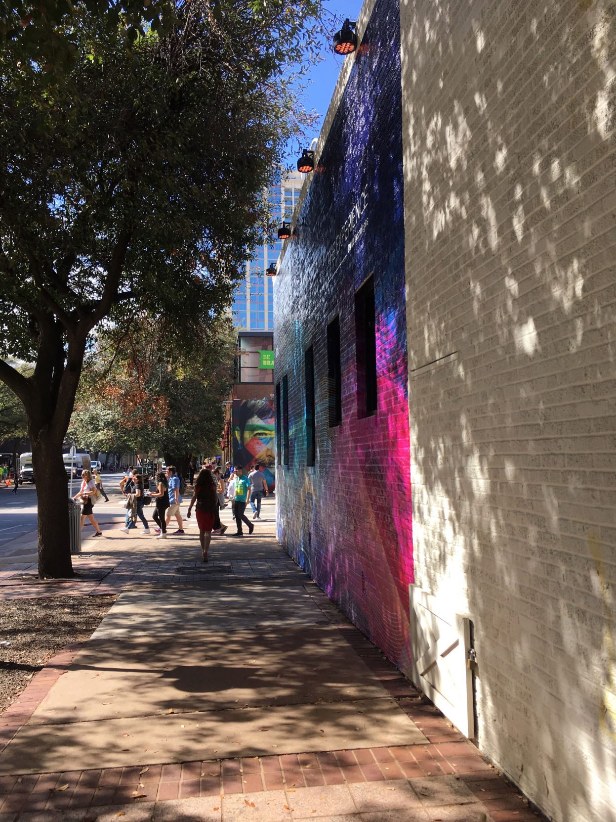 Lessons from Austin: Observing, interacting, and finding purpose