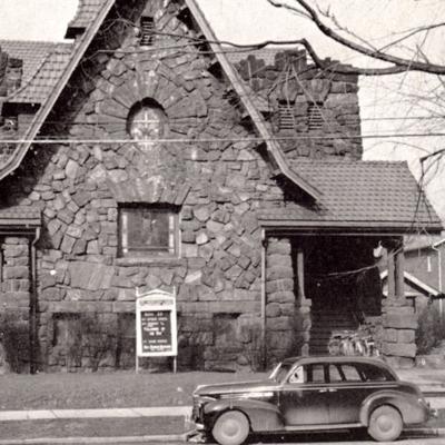 First Presbyterian Church in Shelby