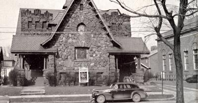 1st Presbyterian in Shelby