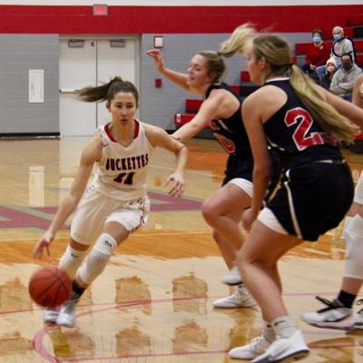 GALLERY: Crestview at Buckeye Central Girls Basketball