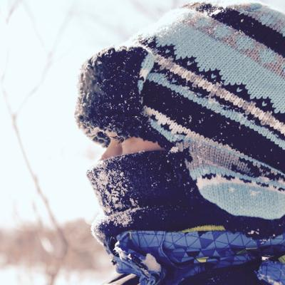 Protection from hypothermia may be necessary as temperatures begin to plunge