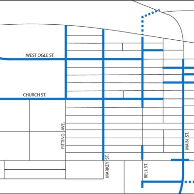 Columbia Gas beginning natural gas line replacement project in Bellville