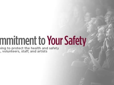Renaissance Theatre shares safety measures for re-opening