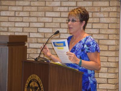 Ontario school board discusses return to school, rehiring superintendent