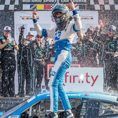 Xfnity, ARCA racing zooms into Mid-Ohio Sports Car Course this weekend
