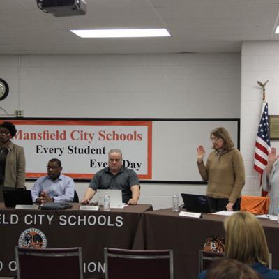 Mansfield City Schools board hopes to continue academic progress