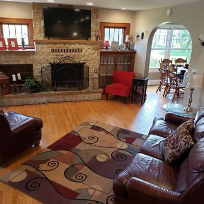 Firehouse Inn: From family home to Mohican area vacation rental