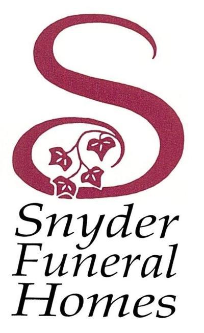 Snyder Funeral Home logo