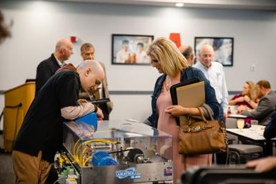 How schools and employers in northeast Ohio are tackling the manufacturing workforce shortage