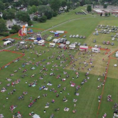 VIDEO: Capturing my first hot air balloon ride for Ashland Source