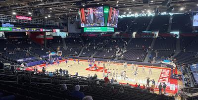 University of Dayton Basketball Arena