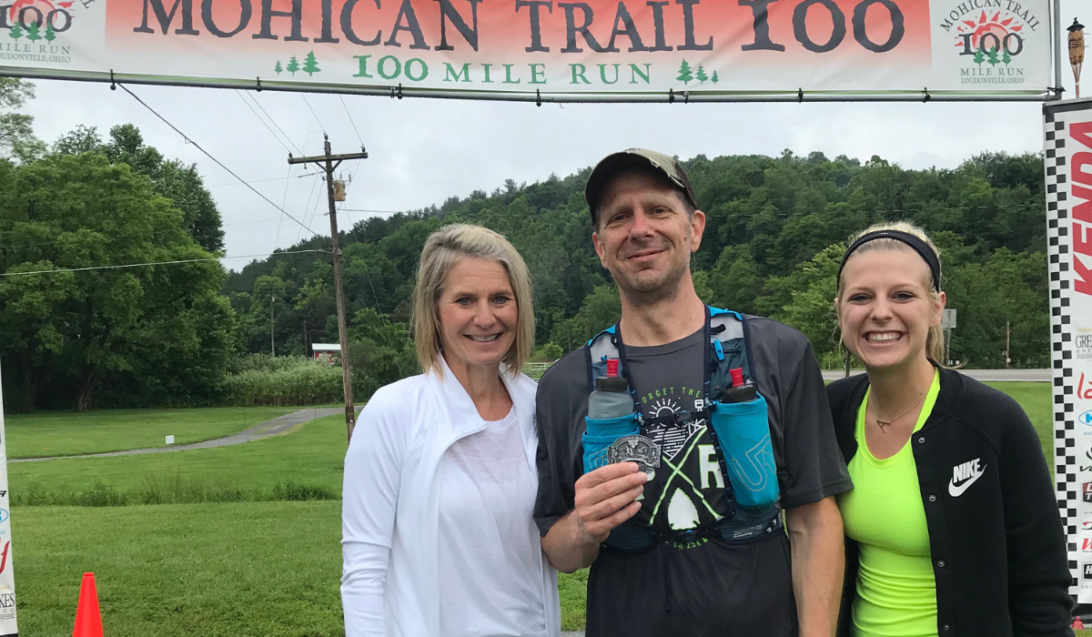 Hillsdale grad, Delaware dad tackles Mohican 100-miler for his first time