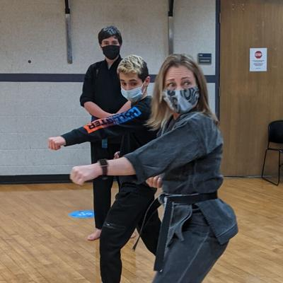 Mansfield Area Y members take comfort in facility's protocols during pandemic
