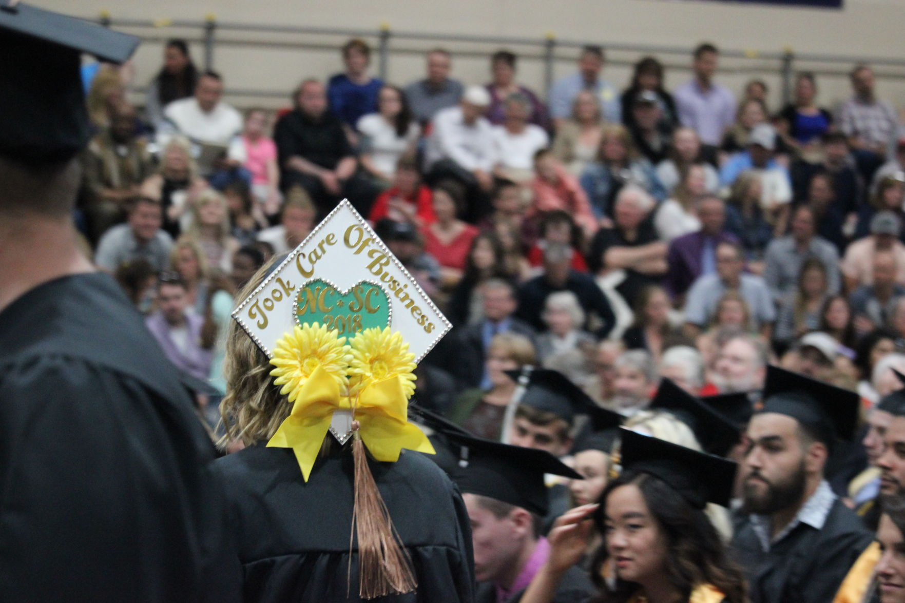 Gallery: NCSC's 50th commencement