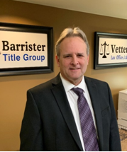 Attorney Steve Miller joins Vetter Law & Barrister Title Group