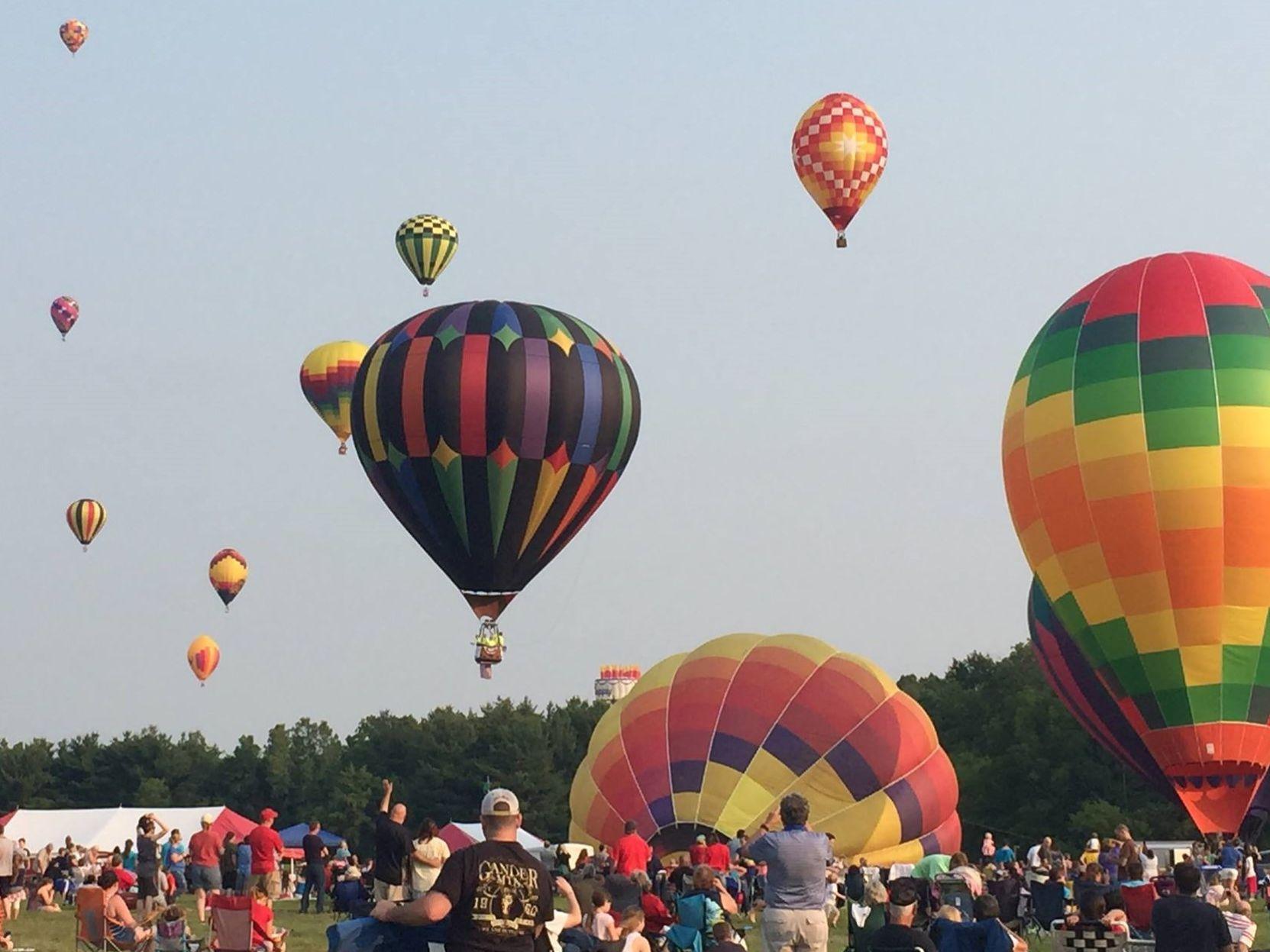Ashland BalloonFest Flyover set for Saturday evening and Sunday morning