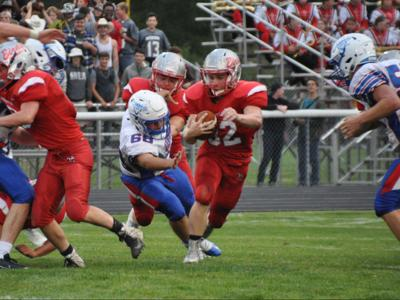 Loudonville to join KMAC in football for 2022 season