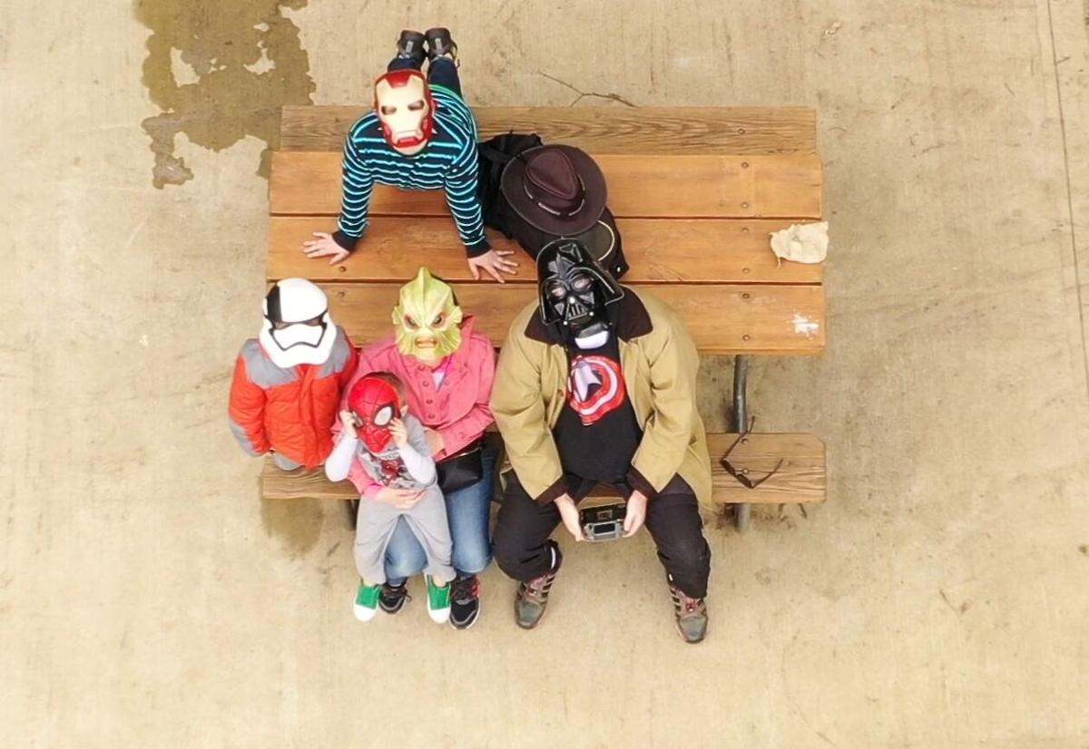 Bailey Family Masks