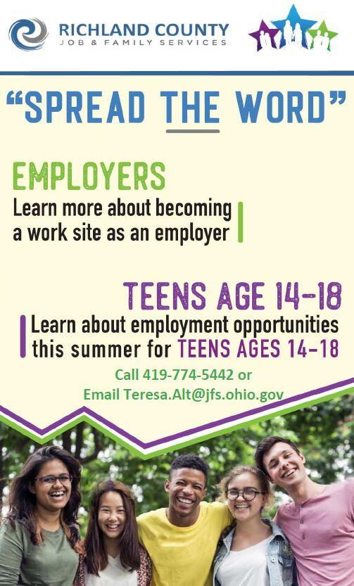 Summer employment (2)
