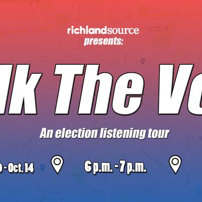 Richland Source 'Listening Tour' continues through Oct. 14