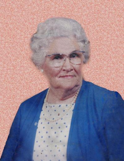 Dorothy Mae Keck