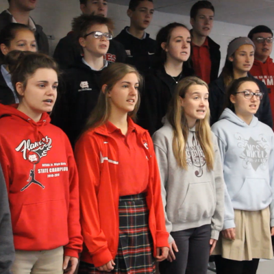 Choral Countdown to Christmas 2019: Mansfield Christian School
