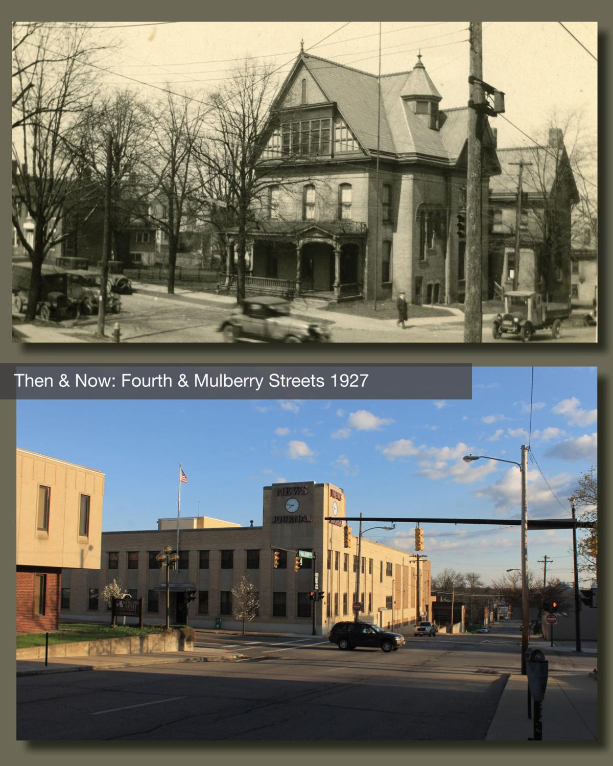 Then & Now: Fourth & Mulberry