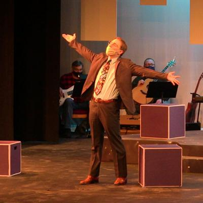 Mansfield, Ashland students cast in The Theory of Relativity at AU