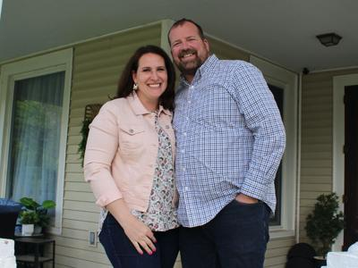 Mother's Day: Fostering fills Martin home with love