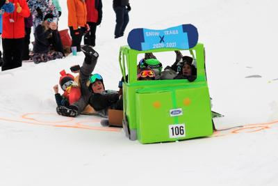 GALLERY: Snow Trails holds 60th annual Ski Carnival