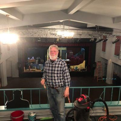 Mansfield Playhouse using COVID-19 downtime to renovate historic theater